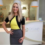 Apprentice winner Leah Totton launches her first cosmetic skin clinic