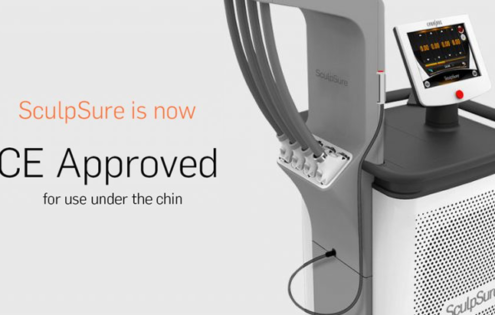 Hologic Receives CE Mark to Market SculpSure® for Non-Invasive Body Contouring (Lipolysis) of the Submental Area (Under the Chin)