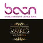 BACN honoured to achieve an array of awards at the MYFACE MYBODY AWARDS 2018