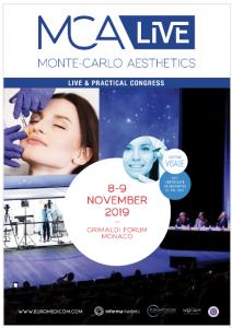 MCA LIVE – MONTE-CARLO AESTHETICS