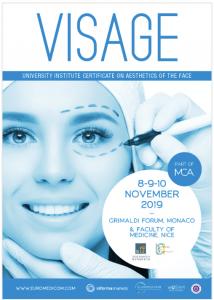 VISAGE – University Institute Certificate on Aesthetics of the Face